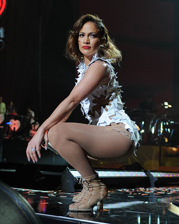 Singer Jennifer Lopez performs onstage at iHeartRadio Fiesta Latina at American Airlines Arena on November 7, 2015 in Miami, Florida. Pictured: Jennifer Lopez Ref: SPL1172492 071115 Picture by: Splash News Splash News and Pictures Los Angeles:310-821-2666 New York:212-619-2666 London:870-934-2666 photodesk@splashnews.com
